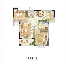 1#两室两厅